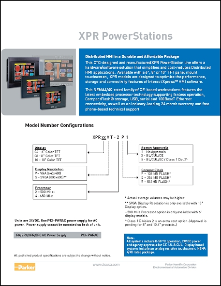 XPR PowerStations
