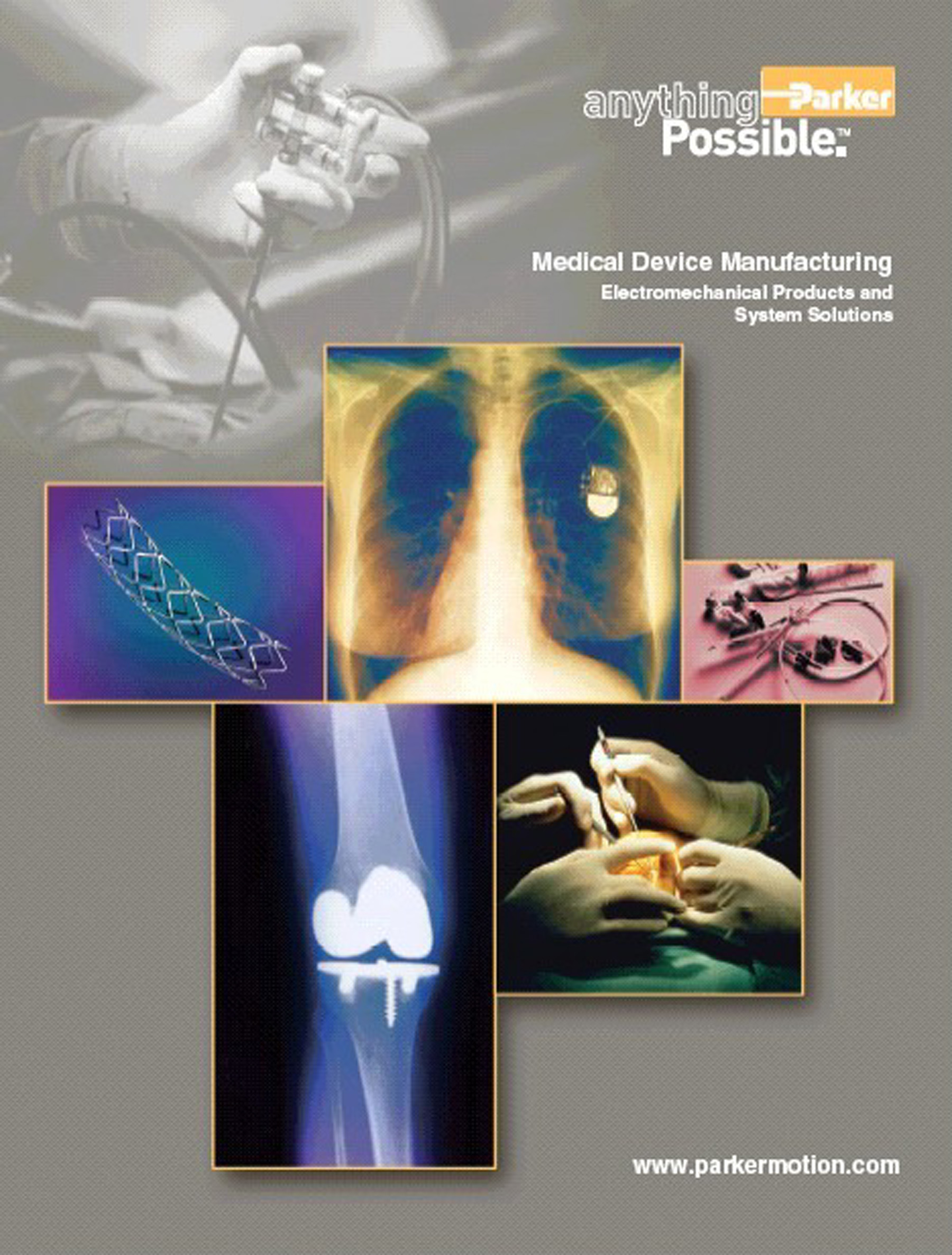 Medical Device Manufacturing Brochure