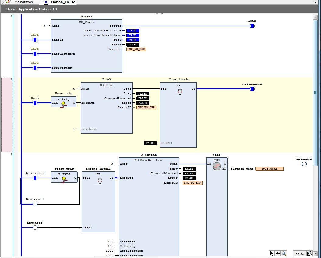 parker electromechanical automation faq site pac sample ladder